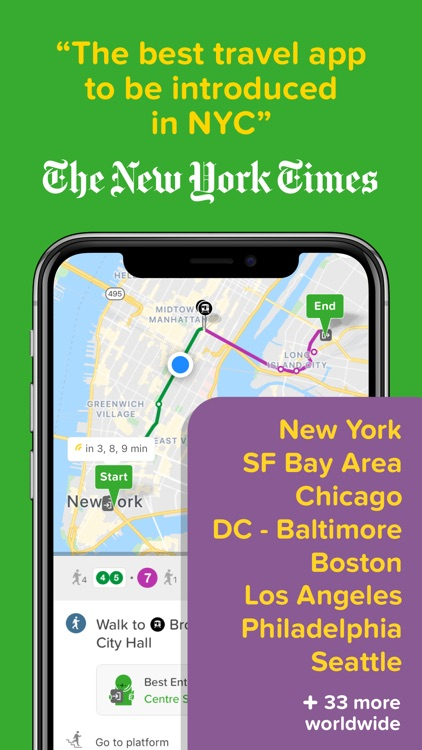 Citymapper screenshot-0