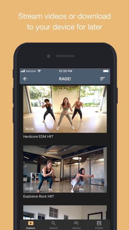 On Beat Fitness screenshot-3