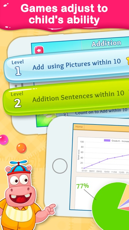Kindergarten Learning Games 3+ screenshot-3