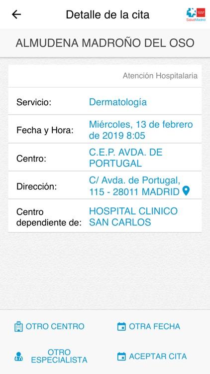 Cita Sanitaria Madrid screenshot-5