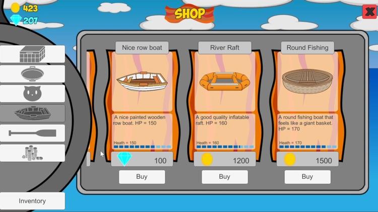 Bacons On A Boat screenshot-3
