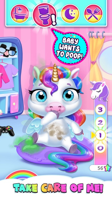 My Baby Unicorn screenshot 2