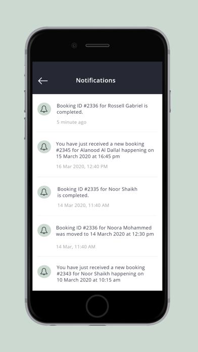 Bookit Biz - Wellness App screenshot 4