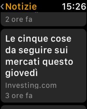 Calendario Economico Investing Italiano.Investing Com Borsa Su App Store