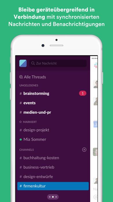 Screenshot for Slack in Austria App Store