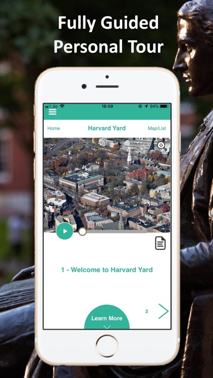Harvard Yard Boston Tour Guide