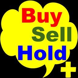 Buy-Sell-Hold+ Stocks