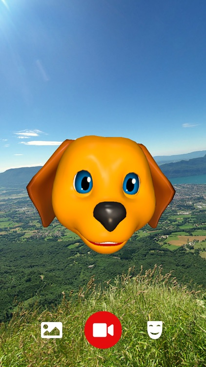 imoji: AR Voice Changer Emojis screenshot-5