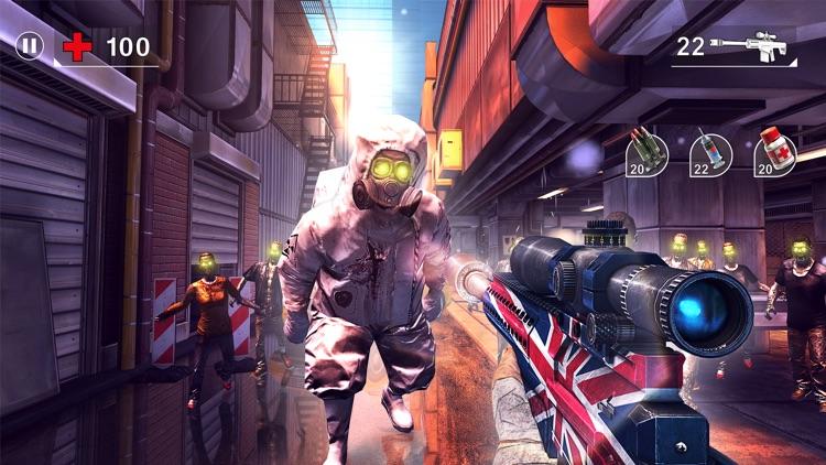 UNKILLED - Zombie Online FPS screenshot-5