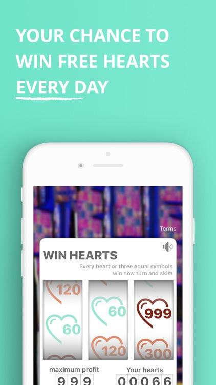 yoomee - Match , Chat & Dating screenshot-5