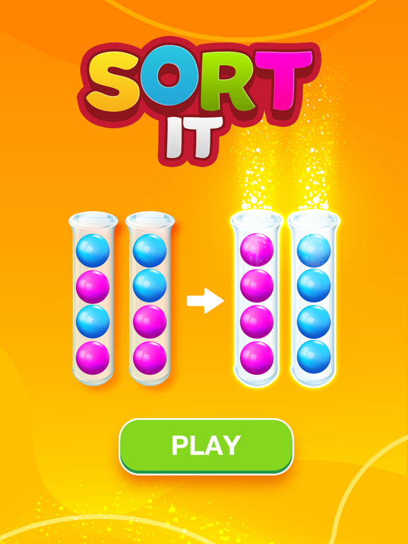 Sort Puzzle: Fun Ball screenshot 1