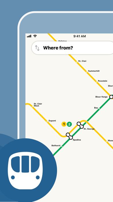 Toronto Subway Map App.Toronto Subway Map App Price Drops