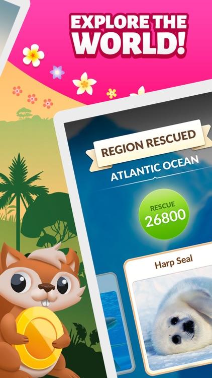 Words and Animals - Crosswords screenshot-4