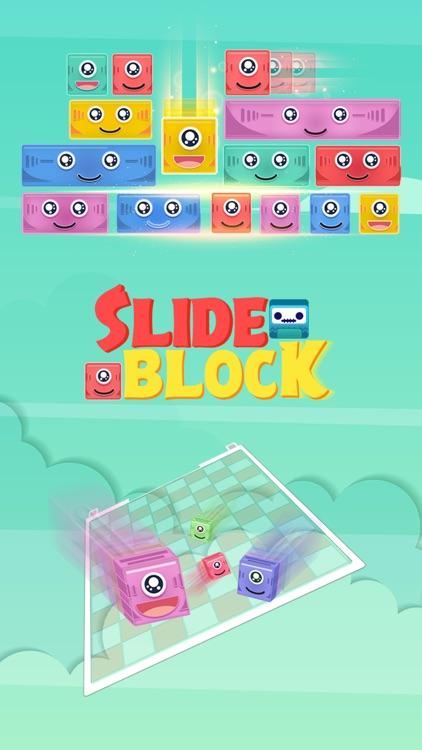 Slide Block : Puzzle Game screenshot-3