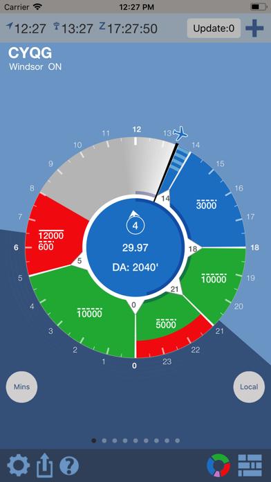 wx24 Pilot Screenshot