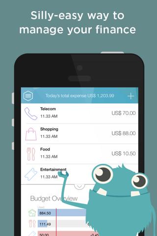 Jojo Personal Finance - náhled