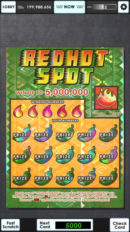 Lucky Lottery Scratchers screenshot-6