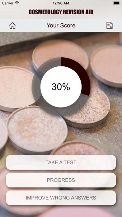 Cosmetology Exam Revision Aid screenshot 5