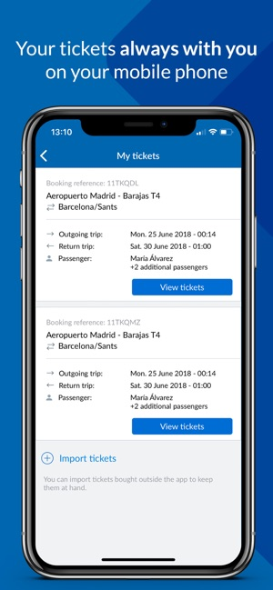 ALSA: Buy bus tickets on the App Store