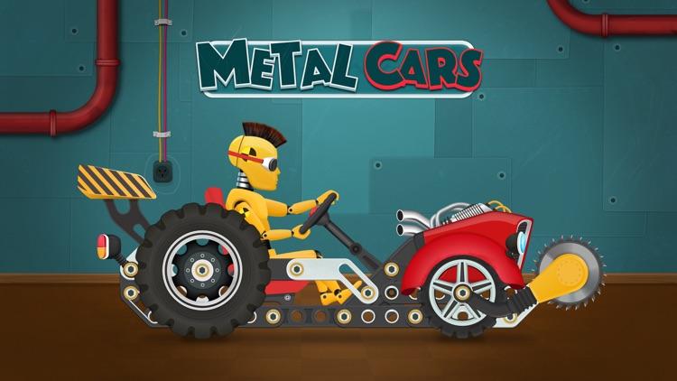 Racing Car Game for Kids 3 - 6 screenshot-5
