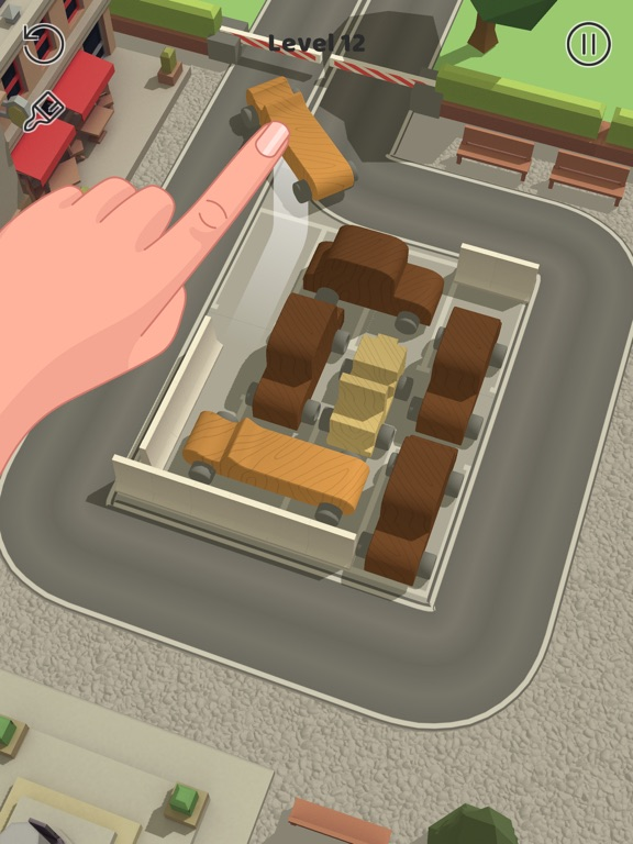 Parking Jam 3D screenshot 9