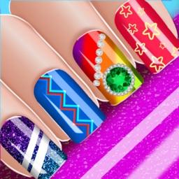 Nail Art Fun Fashionista