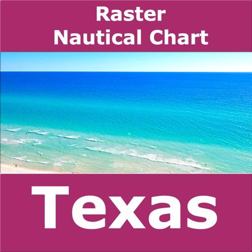 TEXAS – Raster Nautical Charts