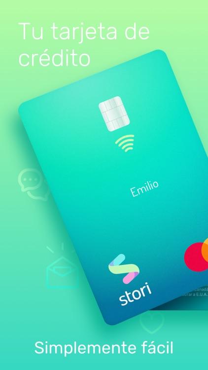 Stori - Tarjeta de Crédito