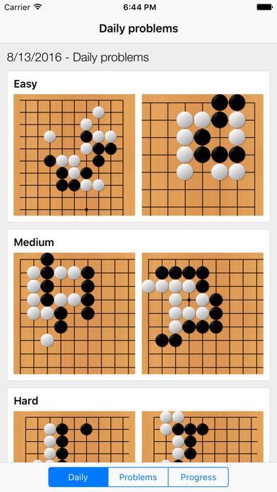 Tsumego Pro (Go Spiel)Screenshot von 2