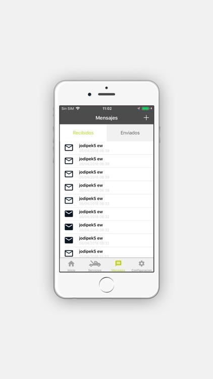 EfiAsistencia Mobile V2 screenshot-4