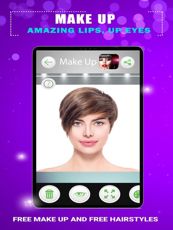 MakeUp - Amazing Lips, Up Eyes screenshot