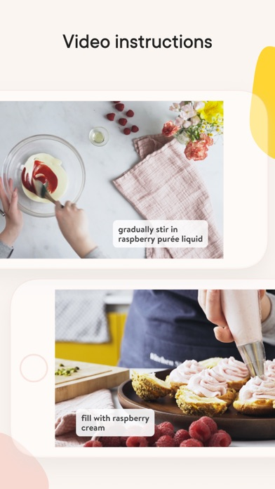 Kitchen Stories Recipes Screenshot