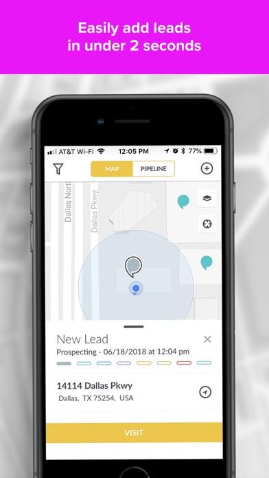 SPOTIO | #1 Field Sales App screenshot one