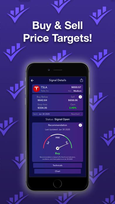 Stockvest Screenshot