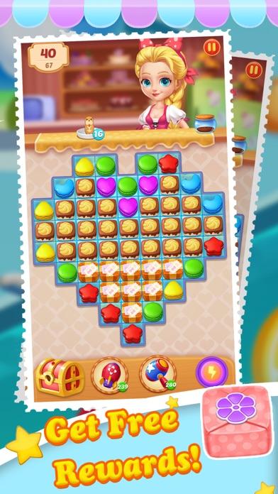 Cake Jam Drop - New Match Game screenshot 4