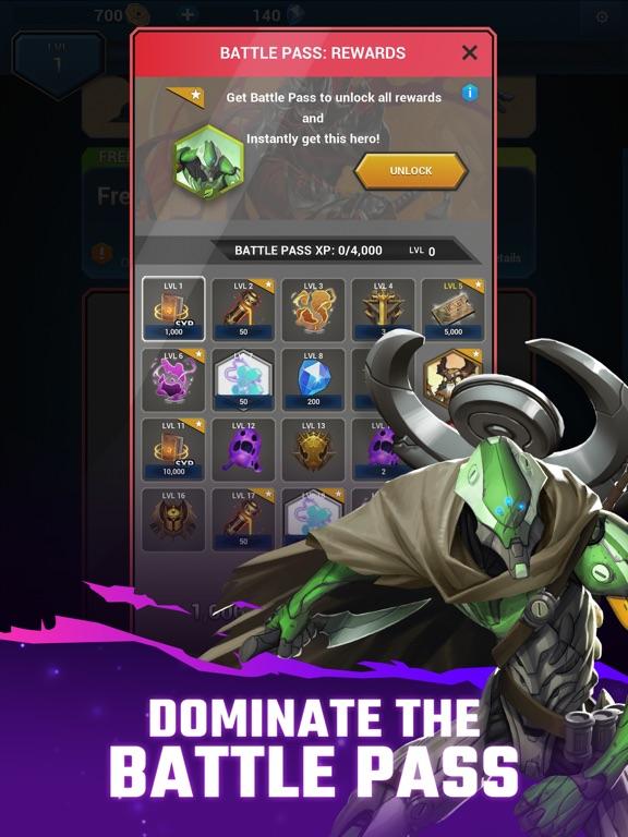 iPad Image of Battle Breakers