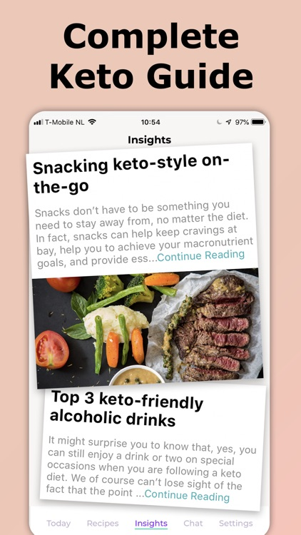 My Keto App: Carb Diet Manager screenshot-5