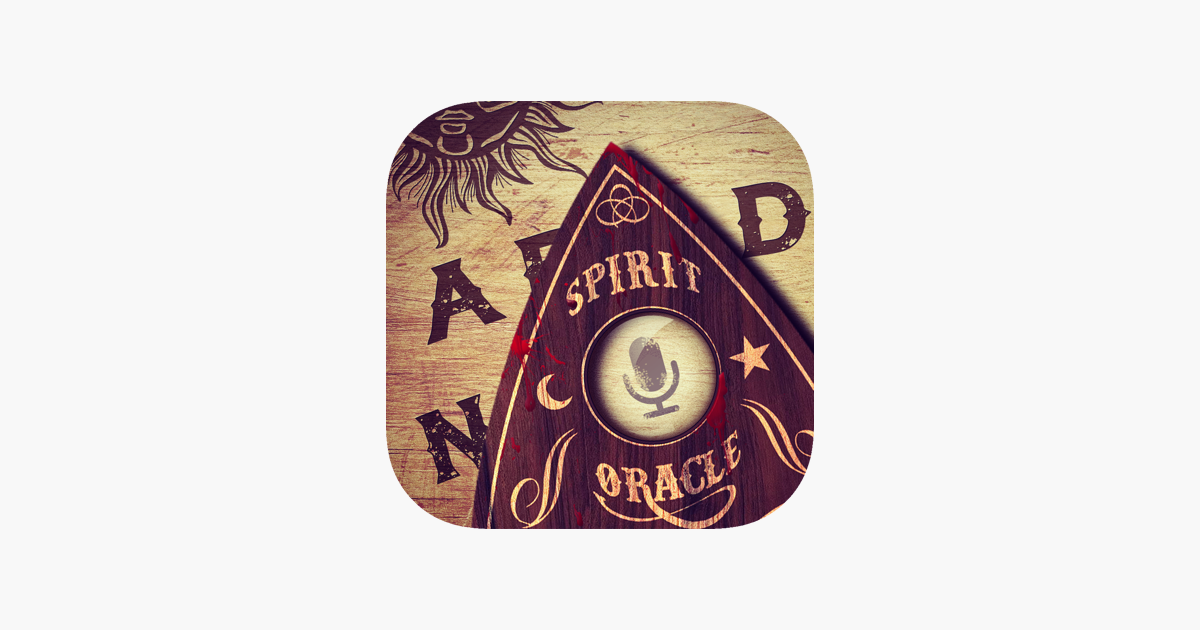 Spirit Board (very scary game) on the App Store