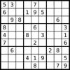 My Sudoku-Mind Fresh Puzzle