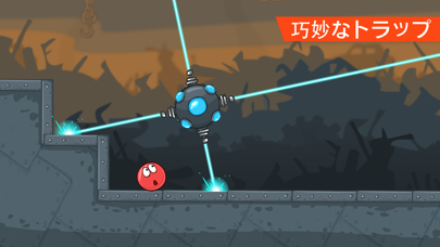 Red Ball 4 (Ad Supported)のおすすめ画像3