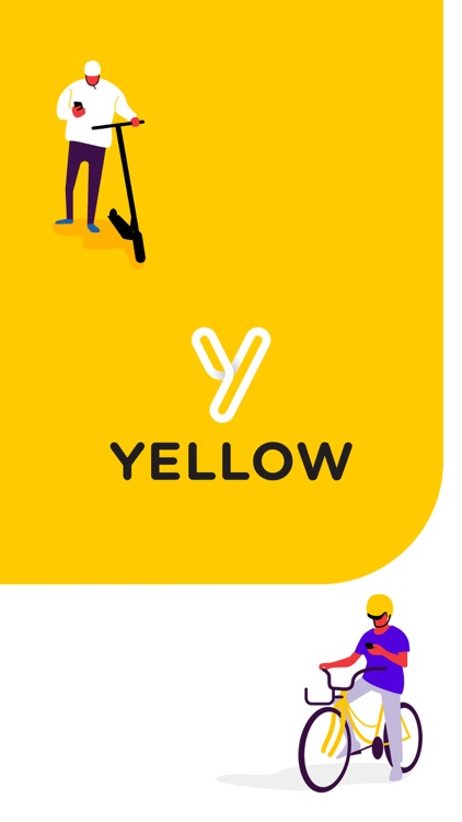 Yellow - Scooter sharing screenshot-5