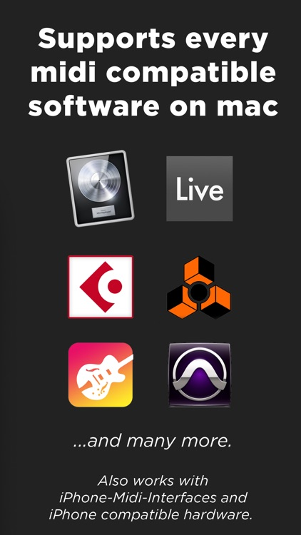 Midi Controller - Remote & USB screenshot-5