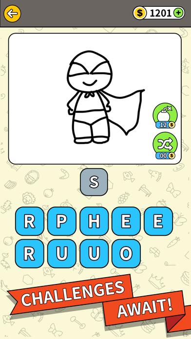 Draw Story: Words Edition screenshot 4