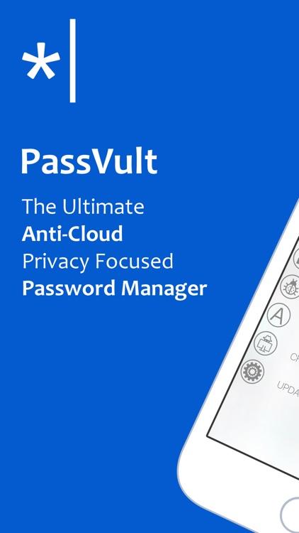 PassVult: Password Manager