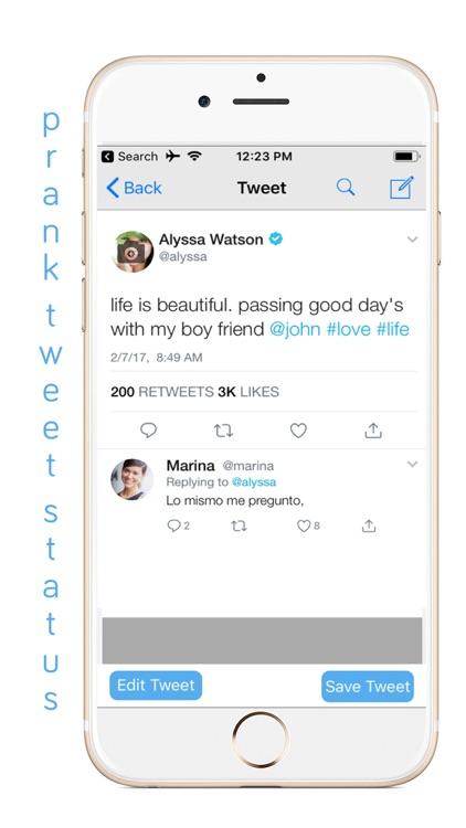 Prank tweet screenshot-3