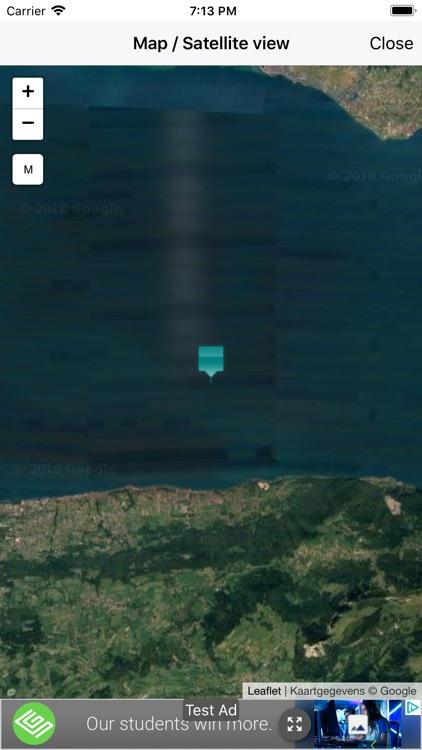 GPS coordinates converter screenshot-7
