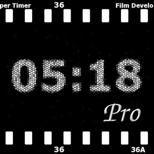 Film Developer Timer Pro
