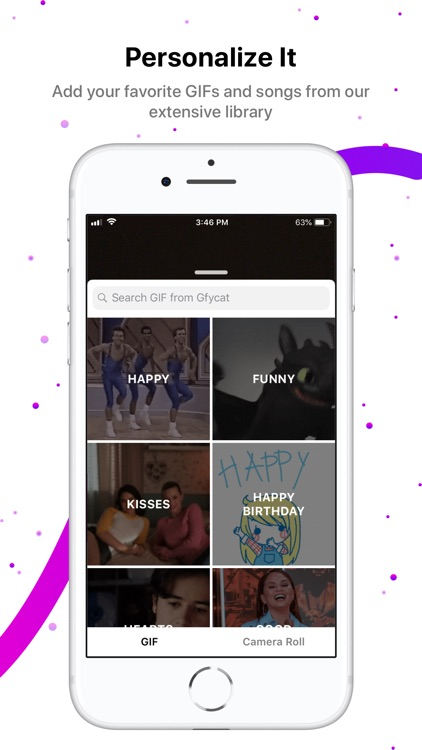 Lasso – short, fun videos