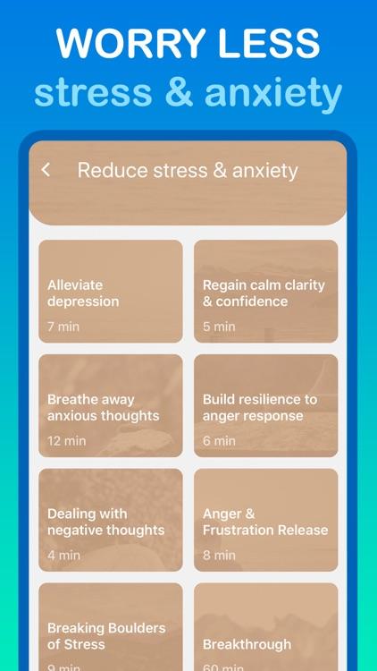Meditation and Sleep Better screenshot-4