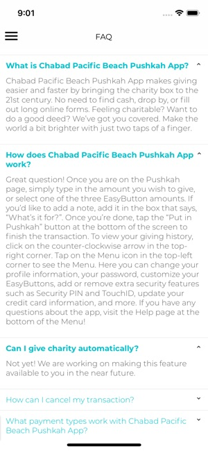Chabad Pacific Beach Pushkah on the App Store